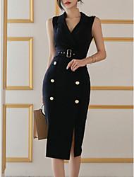 849d8cd1ce6a economico Vestiti da donna-Per donna Attillato Vestito Medio