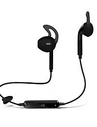 billiga -I öra Trådlös Hörlurar Plast Mobiltelefon Hörlur Stereo / mikrofon / Med volymkontroll headset