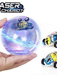 cheap -Toy Car Chariot / Ball Glow / for Killing Time Plastic Shell / Metal All Kid's Gift 1 pcs