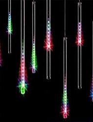 Недорогие -KWB 30см * 8 Прочные светодиодные панели 144 светодиоды SMD 0603 1 Кабели постоянного тока Тёплый белый / Белый / Синий Творчество / Декоративная 100-240 V 8шт