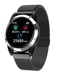 Недорогие -BoZhuo R15S Умный браслет Android iOS Bluetooth Водонепроницаемый Пульсомер Измерение кровяного давления Израсходовано калорий / Педометр / Напоминание о звонке / Датчик для отслеживания сна