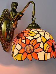 cheap -Retro Wall Lamps & Sconces Living Room Metal Wall Light 220-240V 40 W