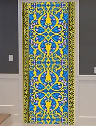 economico -Adesivi decorativi da parete - Adesivi 3D da parete Fotografia All'aperto