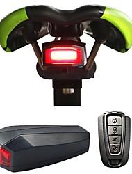 cheap -Bike Locks Waterproof, Wireless, Multifunctional Bike Plastic Black