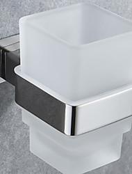 Недорогие -Мыльницы и держатели Новый дизайн / Cool Современный Нержавеющая сталь / железо 1шт Зубная щетка и аксессуары На стену