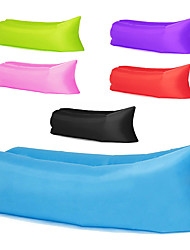 cheap -Inflatable Sofa Sleep lounger / Air Sofa / Air Bed Outdoor Camping Waterproof, Portable, Fast Inflatable Polyester Taffeta Fishing, Beach, Camping for 2 person
