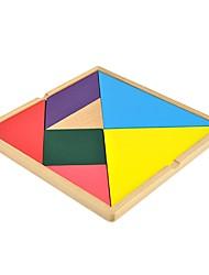 Недорогие -Взаимосоединяющиеся блоки Для школы Взаимодействие родителей и детей Классика Семья Геометрический рисунок 1 pcs Куски Мальчики Девочки Взрослые Игрушки Подарок