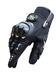 Недорогие -Спортивные перчатки Перчатки для велосипедистов / Перчатки для сенсорного экрана Противозаносный / Дышащий Микроволокно / Лайкра спандекс Шоссейные велосипеды / Велосипедный спорт / Велоспорт Муж.