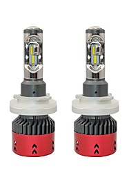 Недорогие -Factory OEM 2pcs Автомобиль Лампы 2 Светодиодная лампа Внутреннее освещение Назначение Универсальный / Volvo / Volkswagen