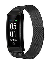 お買い得  -BoZhuo Y2 スマートブレスレット Android iOS ブルートゥース 防水 心拍計 血圧測定 消費カロリー 歩数計 着信通知 睡眠サイクル計測器 座りがちなリマインダー 端末検索 / 目覚まし時計 / NRF52832 / カメラコントロール / 200〜250 / アンチ失われました