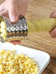 Недорогие -Кухонные принадлежности нержавеющий Лучшее качество / Творческая кухня Гаджет Руководство / Инструменты Кукуруза 1шт