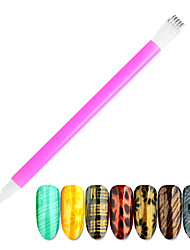 cheap -Three-piece Suit / 1 Piece Fashionable Design / Creative nail art Manicure Pedicure Magnetic Cat Eye / Small Brush Party / Daily Wear / Birthday Party