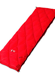 cheap -BSwolf Sleeping Bag Outdoor 10 °C Envelope / Rectangular Bag White Duck Down Windproof for Climbing Spring