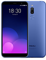 "baratos -MEIZU M6T Global Version 5.7 polegada "" Celular 4G ( 3GB + 32GB 2 mp / 13 mp MediaTek MT6750T 3300 mAh mAh )"