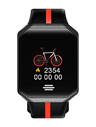 cheap -Smartwatch Z66 Pro for Android 4.4 and iOS 8.0 or above Heart Rate Monitor / Waterproof / Calories Burned / Long Standby / Information Stopwatch / Pedometer / Call Reminder / Sleep Tracker / 200-250