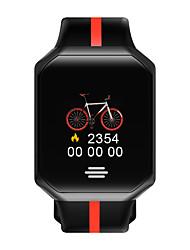 Недорогие -Смарт Часы Z66 Pro для Android iOS Bluetooth Водонепроницаемый Пульсомер Израсходовано калорий Длительное время ожидания Информация Секундомер Педометр Напоминание о звонке Датчик для отслеживания сна