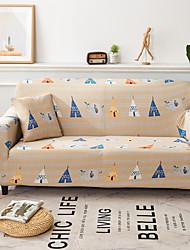 Недорогие -Накидка на диван Разные цвета Активный краситель Полиэстер Чехол с функцией перевода в режим сна