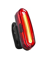 cheap -Rear Bike Light / Safety Light / Tail Light Bike Light LED Cycling Waterproof, Portable, Professional USB 110 lm USB Red Cycling / Bike - INBIKE / ABS / IPX-4 / Multiple Modes
