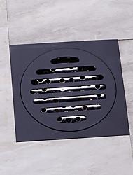 Недорогие -Слив Новый дизайн Modern Латунь 1шт - Ванная комната истощать Установка на полу