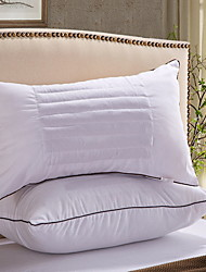 cheap -Comfortable-Superior Quality Bed Pillow Comfy Pillow Polyester 100% Cotton