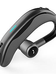 Недорогие -QCY H60 В ухе / Заушник Беспроводное / Bluetooth4.1 Наушники наушник Сталь + Резина Eзда наушник Стерео / С регулятором громкости / Эргономичный комфорт-подходит наушники
