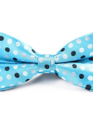 cheap -Unisex Party / Basic Bow Tie - Polka Dot / Jacquard Bow
