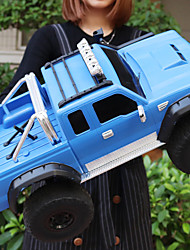 cheap -RC Car 2855 2.4G Rock Climbing Car / Monster Truck Bigfoot 1:8 7 km/h KM/H High Speed / Parent-Child Interaction