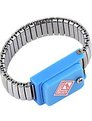 Недорогие -браслет ремень esd разряд статический браслет из нержавеющей стали металлический рабочий инструмент электрик ic plcc