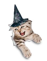 Недорогие -Фото наклейки - 3D наклейки Животные / Halloween В помещении
