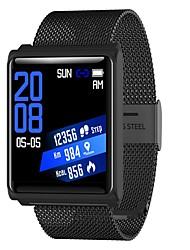 Недорогие -BoZhuo N98 Смарт Часы Android iOS Bluetooth Водонепроницаемый Пульсомер Израсходовано калорий Длительное время ожидания Информация / Педометр / Напоминание о звонке / Датчик для отслеживания сна