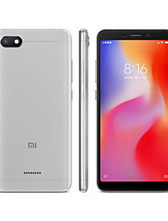 "abordables -Xiaomi Redmi 6A Global Version 5.45 pouce "" Smartphone 4G (2GB + 16GB 13 mp MTK Helio A22 3000 mAh mAh)"