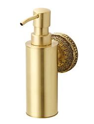 Недорогие -Дозатор для мыла Новый дизайн / Cool Современный Латунь 1шт - Ванная комната На стену