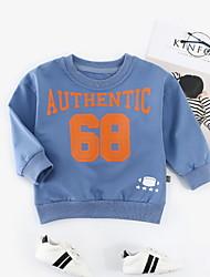 7dad01c34c4 Χαμηλού Κόστους Βρεφικά φούτερ και φούτερ με κουκούλα-Μωρό Κοριτσίστικα  Βασικό Καθημερινά Μονόχρωμο / Στάμπα