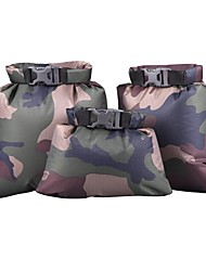 cheap -3.5 L Storage Bags - Outdoor Exercise, Camping / Hiking / Caving Waterproof, Portable, Mini Polyester Taffeta Red, Dark Blue, Light Blue