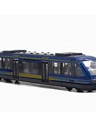 Недорогие -Игрушечные поезда и наборы Поезд Шлейф моделирование / утонченный / Взаимодействие родителей и детей Пластиковые & Металл / Металлический сплав Все Дети Подарок 1 pcs
