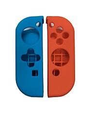 Недорогие -Игровой контроллер Case Protector Назначение Nintendo Переключатель ,  обожаемый Игровой контроллер Case Protector Силикон 1 pcs Ед. изм