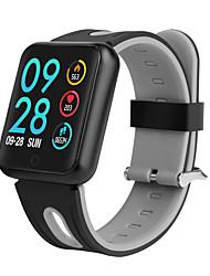 Недорогие -Умный браслет P68 для Android 4.4 и iOS 8.0 или выше Пульсомер / Водонепроницаемый / Измерение кровяного давления / Длительное время ожидания / Сенсорный экран