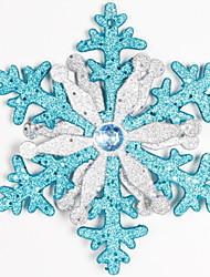 cheap -Christmas Ornaments Holiday PVC Square Novelty Christmas Decoration
