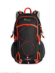 Недорогие -40 L Рюкзаки - Дожденепроницаемый, Пригодно для носки, Воздухопроницаемость На открытом воздухе Пешеходный туризм, Походы, Горные лыжи 100 г / м2 полиэфирный стреч-трикотаж