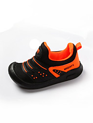 cheap -Boys' Shoes Mesh Fall & Winter Comfort Sneakers Walking Shoes for Kids Black / Dark Blue / Red