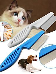 Недорогие -Собаки / Коты Уход / Чистка Расчески На каждый день Белый