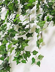 Недорогие -Искусственные Цветы 1 Филиал Классический Современный современный Пастораль Стиль Pастений Цветы на стену