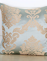 preiswerte -1 Stück Polyester Kissenbezug, Jacquard / Blume / Blumenmuster Modern / Zeitgenössisch / Ländlich