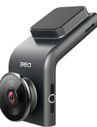 baratos -360 360G300 1080p HD / Visão Nocturna DVR de carro 140 Graus Ângulo amplo 2 polegada Tela TFT LCD Dash Cam com WIFI / G-Sensor / Modo de Estacionamento 1 LED Infravermelho Gravador de carro