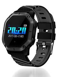 Недорогие -Indear K5 Умный браслет Android iOS Bluetooth Спорт Водонепроницаемый Пульсомер Измерение кровяного давления / Израсходовано калорий / Педометр / Напоминание о звонке / Датчик для отслеживания сна