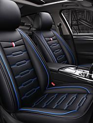 Недорогие -ODEER Чехлы на автокресла Чехлы для сидений Черный / Синий текстильный / Искусственная кожа Общий Назначение Универсальный Все года Все модели