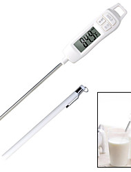 cheap -ABS Plastic Electronic food thermometer / Probe thermometer Multi Function / Light Weight / Convenient 1 pcs