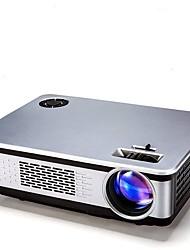 Недорогие -Factory OEM A76 ЖК экран Проектор для домашних кинотеатров Светодиодная лампа Проектор 8000 lm Поддержка 1080P (1920x1080) 32-170 дюймовый Экран / WXGA (1280x800) / ±12°