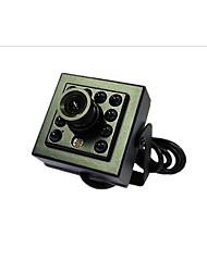 economico -D94 1 / 3 pollici CCD micro / IR telecamera / Confezione telecamera H.264 + No