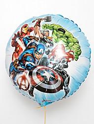 abordables -Ballon Latex 1pc Vacances